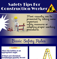 Safety Tips for Construction Worker
