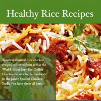 Free Ebook on Healthy Rice Recipes