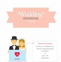 Wedding Invitation Wording and RSVP- 2013