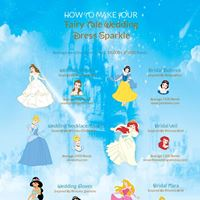 How To Make Your Fairytale Wedding Dress Sparkle