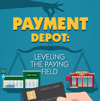 Credit Card – Payment Depot: Leveling the Playing Field