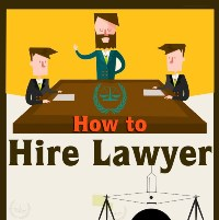 How to Hire Lawyer: 6 Steps (Infographic)