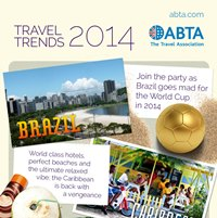 Travel Trends for 2014 (Infographic)