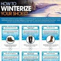 How to Winterize Your Shoes?