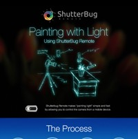 Painting With Light:  A Photography Tutorial You Can Do At Home