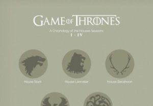 GAME OF THRONES The Incredible List of All Characters