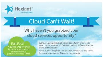 Cloud Can't Wait