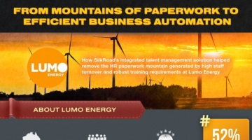 From Paperwork to Automation – Lumo Energy Case Study (Infographic)