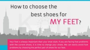 How To Choose The Right Pair of Shoes