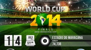 World Cup 2014 Finals Germany vs Argentina Infographic