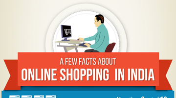A Few Facts About The Indian E-commerce Industry