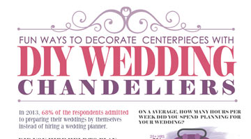 Fun Ways to Decorate Centerpieces and Special Events with DIY Wedding