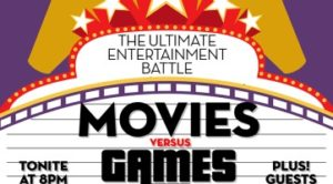 The Ultimate Entertainment Battle Movies versus Games