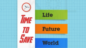 Time to Save Life Future World