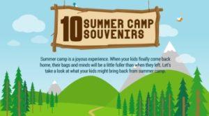 10 Summer Camp Souvenirs