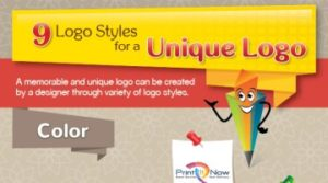 9 Types of Styles for a Highly Distinguishable Logo