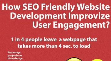 How SEO Friendly Website Development Improvize User Engagement!