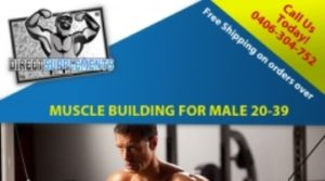 Muscle Building For Male 20-39