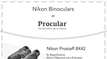 Nikon Binoculars at Procular Australia