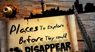 Places to Explore Before They Could Disappear Forever