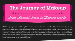 The Journey of Makeup