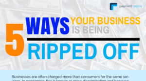 5 Ways Your Business Is Being Ripped Off
