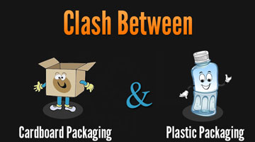 Advantages of Cardboard Packaging Over Using Plastics for Packaging