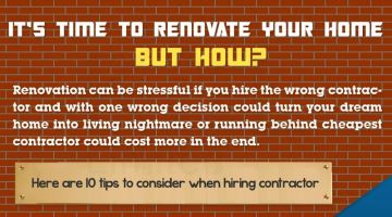 It's Time To Renovate Your Home But How?