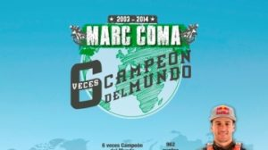 Marc Coma the Cross Country Hero