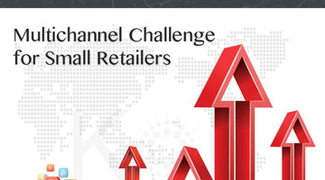 Multichannel Challanges For Small Retailers [Infographic]