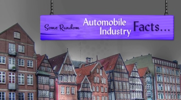 Random Automobile Industry Facts
