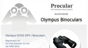 Top 5 Olympus Binoculars on Procular