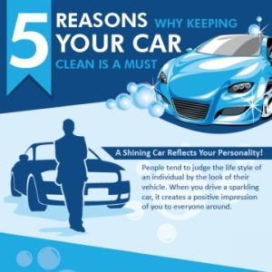 5 Reasons Why Keeping Your Car Clean is a Must
