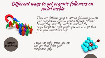 Different Techniques To Get Social Media Followers