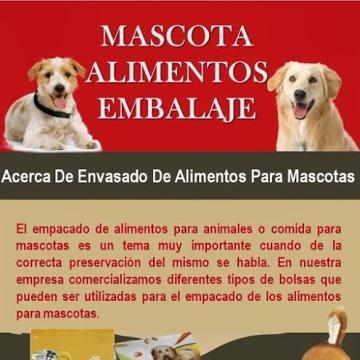 Alimentos para Animales – Pet food