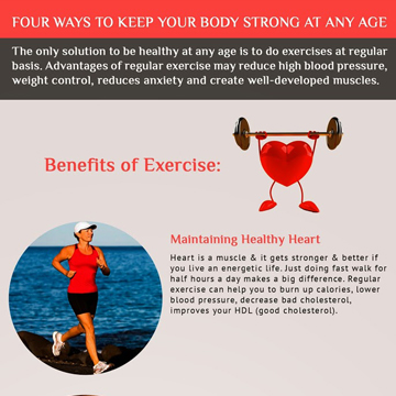 Different Ways Exercise is Important to our Health