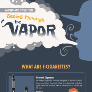 How E-Cigarettes Can Harm Your Teens