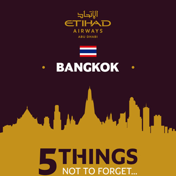 Guide to Travelling to Bangkok