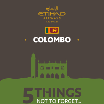 Guide to Travelling to Colombo