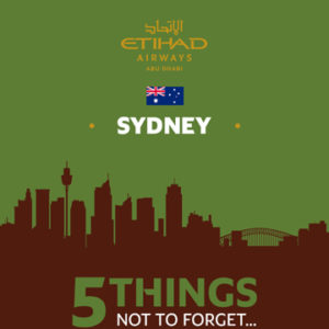 Guide to Travelling to Sydney