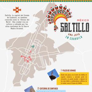 Saltillo, una joya en Coahuila