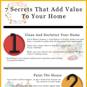 7 Tips On Adding Value To Your Home
