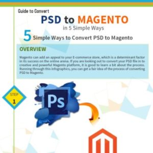 Convert PSD to Magento in 5 Simple Ways