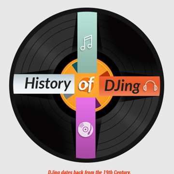 History of DJing [Infographic]