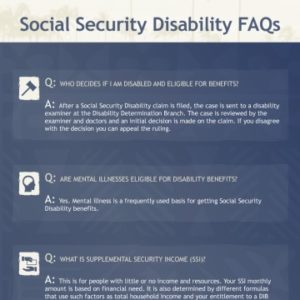 Honolulu Social Security Disability Benefits FAQs