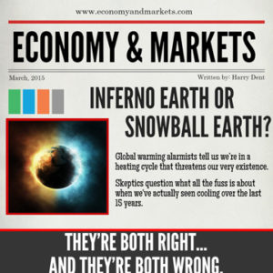 Inferno Earth or Snowball Earth?
