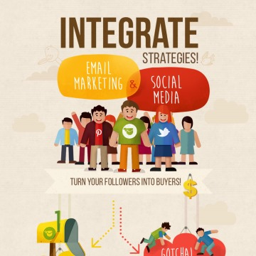 Integrate Your Email Campaigns and Your Social Media Presence