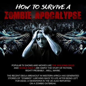 Most Useful Skills in a Zombie Apocalypse