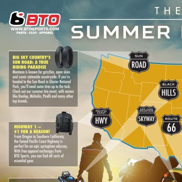The Ultimate Summer Riding Guide