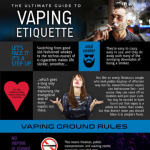 Ultimate Guide to Vaping Etiquette